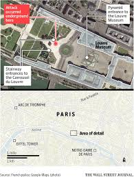 louvre machete attacker was in france on a tourist visa