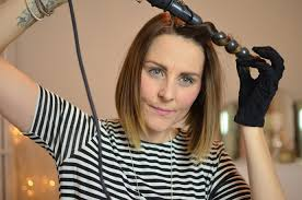 wand curl styles for short hair thx spiralicious bubble wand beauty review bang on style