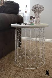 Homemade End Tables by End Table Ideas Easy Little End Tables In 2 Hours Signature