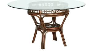 rattan dining room chairs ebay ratan dining table wicker dining chairs and our extending dining