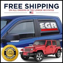 jeep wrangler 4 door blue egr 2007 17 jeep wrangler 4 door window vent visors rain guards in