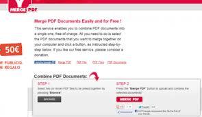 varias imagenes a pdf online tres servicios online para unir varios pdf en un solo documento