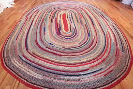 Easy Crochet Oval Rug Pattern Crochet Oval Rug Pattern Images Craft Pattern Ideas