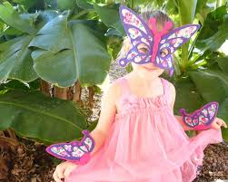 items similar to butterfly costume pdf pattern diy mask wing cuffs