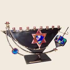 gary rosenthal menorah gary rosenthal menorah dreidel combo item a71d 2014 zion lion