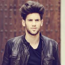 haircuts with height on top popular men s hairstyles long hair on top