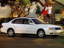 toyota avalon models 1998 toyota avalon overview cars com