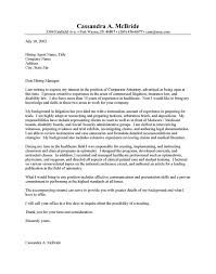 Sample Lawyer Resumes by Sample Attorney Cover Letter Success Within Attorney Cover Letter