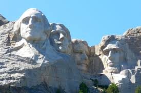 Mt Rushmore Map 7 Day Yellowstone National Park Antelope Canyon Mt Rushmore