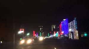 automobile alley christmas lights christmas lights oklahoma city broadway avenue automobile alley