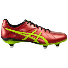 s rugby boots uk asics gel lethal speed st 6 stud rugby boots uk 7 yellow ebay