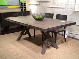 dark rustic dining table square rustic dining room table coma frique studio 463a14d1776b
