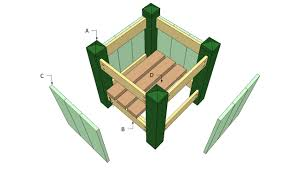 Outdoor Planters Large by Large Planter Plans Free Outdoor Planter Plans Pinterest