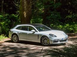 porsche panamera 2018 porsche panamera sport turismo first review kelley blue book
