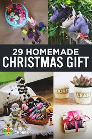 Homemade Christmas Presents by 46 Joyful Diy Homemade Christmas Gift Ideas For Kids U0026 Adults