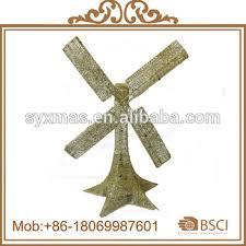 windmill shape metal christmas ornament buy bulk christmas