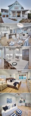Best Shabby Chic Beach Images On Pinterest Beach Home And - Shabby chic beach house interior design