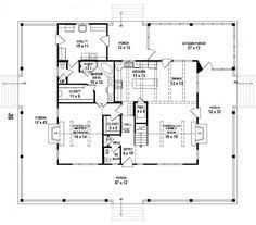 wrap around porch floor plans 653684 3 bedroom 2 5 bath southern house plan with wrap around
