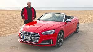 pink audi convertible audi s5 cabrio review u0026 driving report 2017 audi a5 cabrio