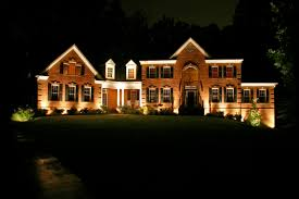 House Landscape Lighting House Uplighting Expert Outdoor Lighting Advice