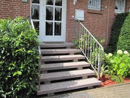 treppe auãÿen freitragende außentreppe aus granit und naturstein im