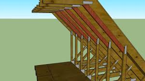 Bedroom With Knee Wall Truss Knee Wall Insulation Youtube