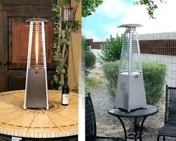 Table Top Gas Patio Heater Table Top Gas Patio Heater Home Design Ideas And Pictures