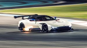 aston martin vulcan front video aston martin u0027s vulcan shreds tires spits flameturnology