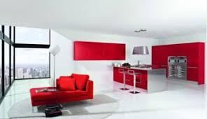 Red Black White Kitchen - kitchen design ideas in red black white and blue u2013 plushemisphere