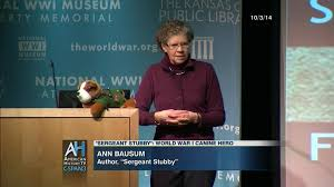discussion stubby war dog oct 3 2014 video c span org