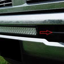 How To Make Led Light Bar by Amazon Com Ram Light Bar Mount Alavente Front Bumper Hidden