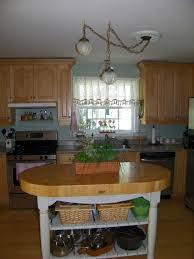 chalk painted kitchen cabinets cherry wood cool mint amesbury door annie sloan chalk paint