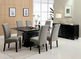 Contemporary Dining Room Chairs Design Ideas Contemporary Dining Room Chairs With Leather Seats Plan Chairs