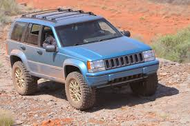 cool jeep cherokee driven the jeep grand one is a u002790s nostalgia wagon autoguide