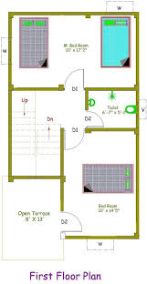 1300 sq ft 3 bhk floor plan image technoculture building vastu