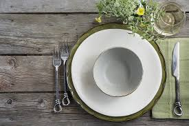 how to set your dinner table canadian living