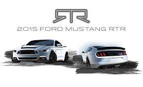 ford rtr mustang 2015 ford mustang rtr launches in january