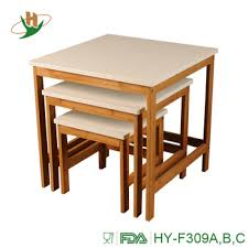 white mdf table top home funiture square cheap white mdf tabletop bamboo coffee table