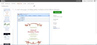 holiday email template outlook poserforum net