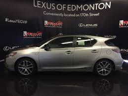 lexus ct200 2016 pre owned 2017 lexus ct 200h demo unit f sport series 2 4 door