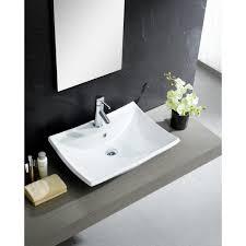 vessel bathroom sinks maestro mandala bathroom sink in tempered