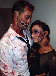 Zombie Halloween Costumes 25 Unique Halloween Costumes For Couples Stayglam