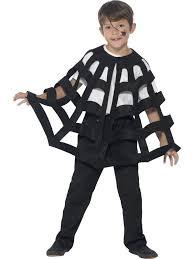 Boys Spider Halloween Costume Cape Kids Halloween