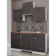 K Henzeile Angebot Respekta Küchenzeile Kb150wg 150 Cm Grau Weiß Kaufen Bei Obi