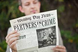 newspaper wedding program these are some fantastic and tempting outdoor wedding ideas