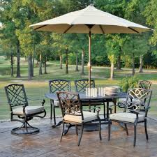 Patio Dining Sets Canada - harmony 9 piece dining set foremost canada