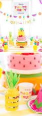 209 best pineapple party images on pinterest flamingo party