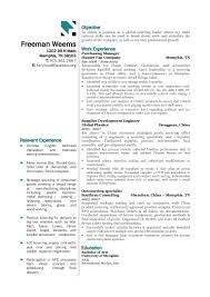 purchasing resume examples resume strategic sourcing manager virtren com global sourcing resume