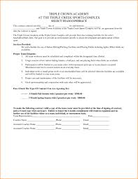 email contract template with team contract template 89577307 png