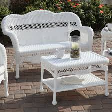 Sahara  X  In Outdoor Wicker Chair Cushion Hayneedle - Outdoor white wicker furniture